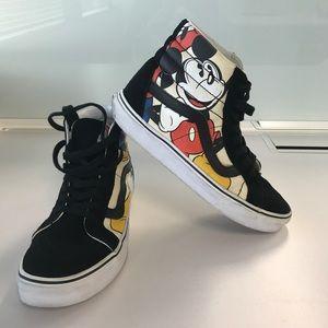 Disney Mickey and Friends Vans